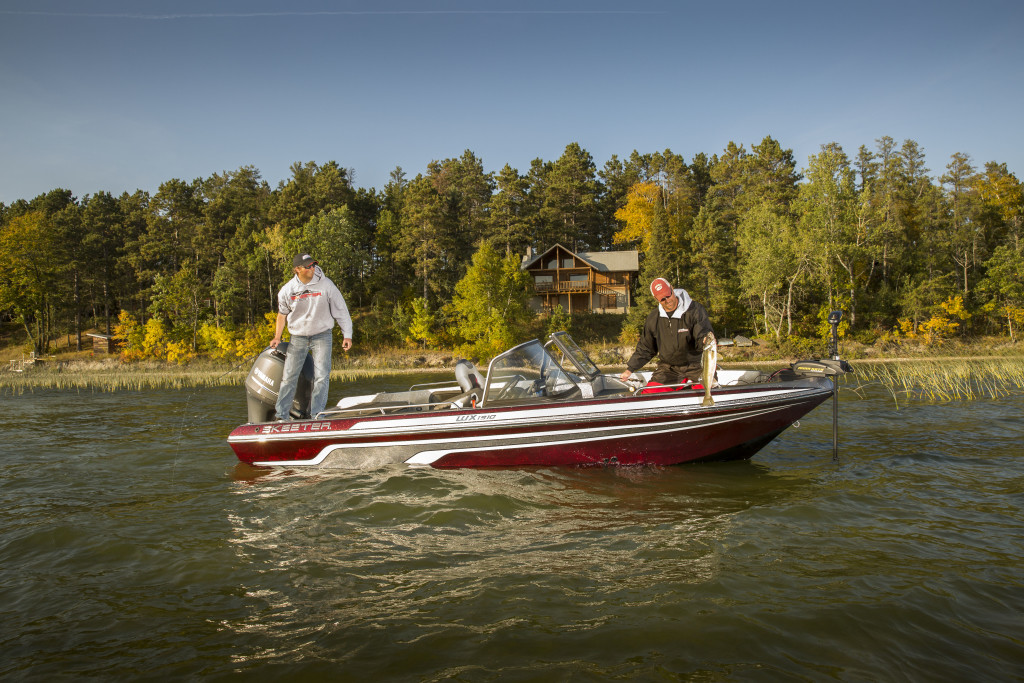 Skeeter boats stubs marine alexandria mn for Best boat for fishing and family